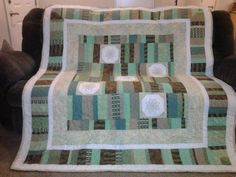 Love this quilt! I don't know how to quilt!