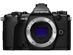 [画像] オリンパス、手ブレ補正が向上した「OM-D E-M5 Mark II」 - デジカメ Watch