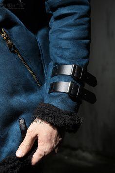 Cyan Belted Jacket