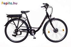 """A Neuzer E-City Zagon MXUS kerékpár egy prémium minőségű anyagok felhasználásával létrejött termék.    Jellemzői:  - Kerékméret: 26""""  - Vázméret: 18""""  - Váz: AL6061 Alu nagy teherbírású  - Villa: Merev acél 26""""  - Első fék: Alhonga V  - Hátsó fék: Alhonga V  - Hajtómű: Alu/Alloy 170 MM 38T  - Hátsó váltó: Shimano 6 SPD (6 sebesség)  - Váltókar: Shimano RS35 6 SPD (6 sebesség)  - Első agy: MXUS 36V/250W Agymotor  - Hátsó agy: Asses ALU.36H  - Felnik: Mach1 26"""" Duplafalú  - Köpeny / Gumi… Coven, Bicycle, Vehicles, Bicycle Kick, Bike, Trial Bike, Witches, Bicycles, Vehicle"""