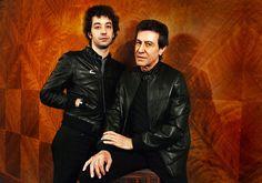 Albert Hammond and Jr. Albert Hammond, Meaningful Lyrics, The Strokes, Staying Alive, Collaboration, Leather Jacket, Singer, Music, Jr