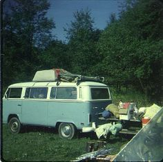 Our VW Bus... 1975
