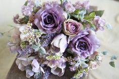 Lavender Lilac Wedding Flowers Lilac Wedding Bouquet