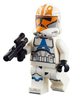 Lego Custom Minifigures, Lego Minifigs, Star Wars Minifigures, Building Toys For Kids, Lego Building, Star Wars Clone Wars, Lego Star Wars, Legos, Starwars