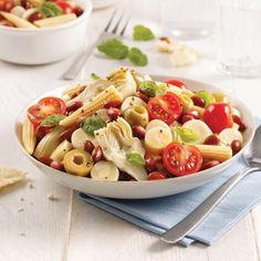 Salade de légumes marinés et haricots - Soupers de semaine - Recettes 5-15 - Recettes express 5/15 - Pratico Pratique