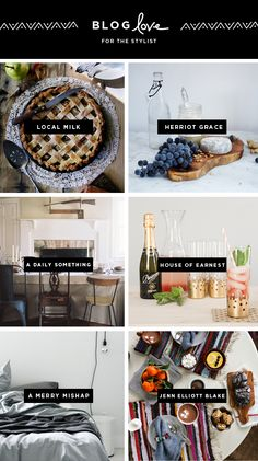 Blog Love: Styling  |  The Fresh Exchange