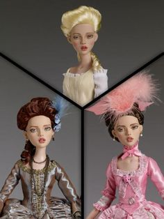 Deja Vu -  Age of Enlightenment Collection | Tonner Doll Company