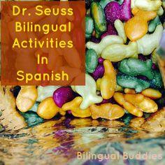 Dr Seuss in Spanish