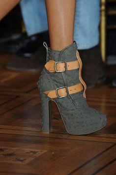 http://www.facebook.com/FashionByMaja  Vivienne Westwood Spring 2013