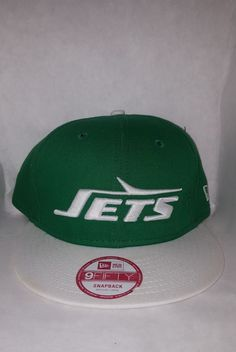 New York Jets New Era Snapback Hat  fashion  clothing  shoes  accessories   mensaccessories  hats (ebay link) 7a58191122d7