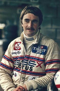 Young Nigel Mansell