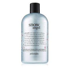 Philosophy - Snow Angel Shampoo, Shower Gel and Bubble Bath Holiday 2017