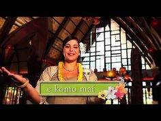 Hawaiian Word of the Week:   e komo mai  welcome