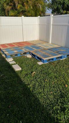 DIY Pallet Deck Home Exterior Improvements Ideas+88 51