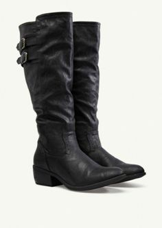 Buckle Cowgirl Boots | Fashion Boots | rue21 L