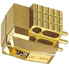 HiFi I used to own; Denon DL-304 moving coil cartridge. Wonderful sound for the money!