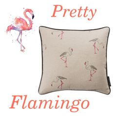 """""""Flamingo"""" by serendipityhome on Polyvore featuring interior, interiors, interior design, home, home decor and interior decorating"""