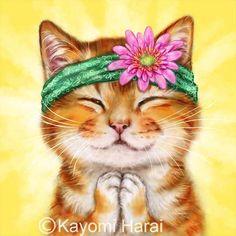 Cute Cat Drawing, Cute Cartoon Drawings, Animal Drawings, I Love Cats, Crazy Cats, Cute Cats, Kittens Cutest, Cats And Kittens, Black Cat Painting
