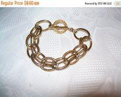 50% off Sale Vintage unique bracelet Vintage by vintagebyrudi