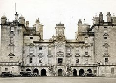 drumlanrig castle Janet Douglas 1549-1611