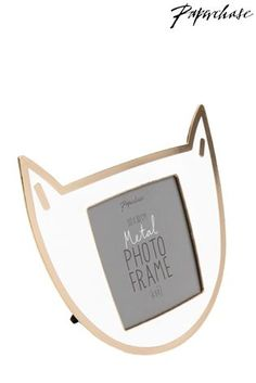 Paperchase Cat Frame