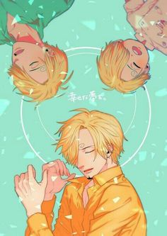 Vinsmoke Sanji, text, young, childhood, different ages, time lapse, sleeping; One Piece