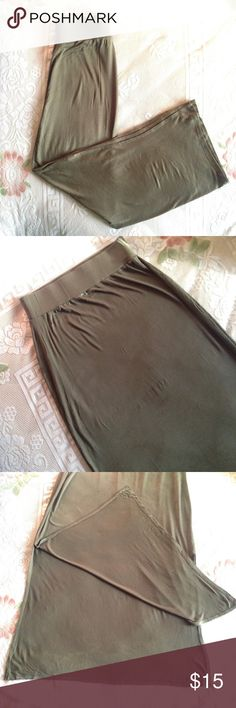 Long skirt maxi skirt Good condition. Reasonable offers accepted. Comment if you have any questions. Not from h&m. H&M Skirts Maxi