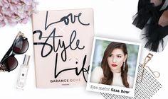 """Wer Mode liebt, sollte dieses Buch lieben. Sarabow empfiehlt euch """"Love X Style X Life """" in der #BücherWG. #stories #thalia #buchempfehlung"""