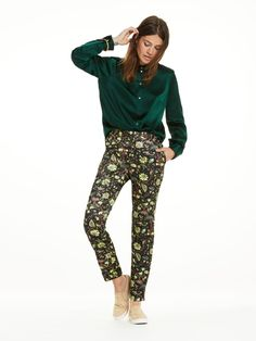 Silk Blouse | Shirts ls | Ladies Clothing at Scotch & Soda