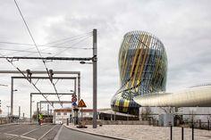 XTU architects, Patrick Tourneboeuf, Julien Lanoo · La Cité du Vin