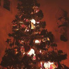 ...comenzando a vivir la magia de la #navidad #cosasdeniños #cosasdefamilia #cosasdepapa