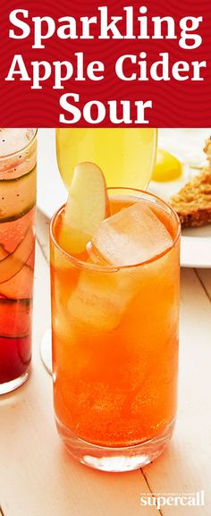 The cocktail has a tart finish that works with multiple flavor profiles and cuts the sweetness of a waffle or pancake dish. It drinks like lemonade, which helps reset your palate after every bite and swig.