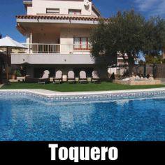 House Calafell Costa Dorada Villa Spain Toquero