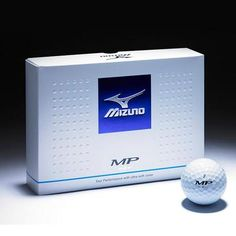 You Didn't Know Mizuno Golf Balls? Well They Do, And They Are Tour Quality Too. The Mizuno MP-S Golf Balls at golfgeardirect.co.uk