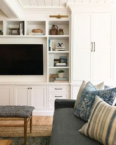 Media Center Living Room Chicago Bungalow Ideas Built In Transitional Domaine Home Awesome 46 Stylish Bookshelves Design For Your More At Https