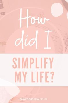 In my pursuit of happiness, I found that I value simplicity and a desire to live simply and more intentional. In this post, I'm sharing why I became a minimalist. Simple Joy   Intentional Living Coach, Decluttering & Minimalism. Helping people find more joy & less overwhelm by decluttering their home & lives. #mentalhealth #minimalism #minimalist #simpleliving #simplejoy Live For Yourself, Finding Yourself, Find Your Calling, Live With Purpose, Find Quotes, My Values, Joy And Happiness, Change My Life, Inspire Others