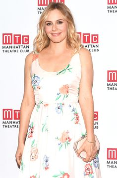 Alicia Silverstone slayed in a floral-print dress at the opening night part for Of Good Stock in New York City.