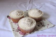 karolina-azzaro: Kokosovo ananasové Cupcake (the hummingbird bakery)