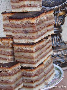 teller-cake: Zserbó - az én receptem szerint