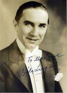 Bela Lugosi Autograph