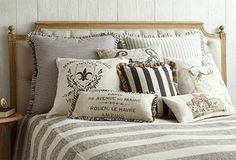 french bed pillows | Pillows, Bedding & Table Linens
