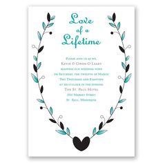 We Are Forever Vow Renewal Invitation Pinterest Vow renewal