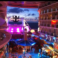 Allure of the Seas, can't wait to see it one day!