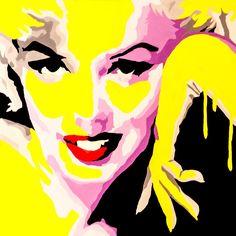 Temptress Marilyn Monroe by Pop Art Queen Graphic Art on Wrapped Canvas
