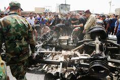 Atentado em mercado de Bagdá deixa ao menos 34 mortos e 54 feridos