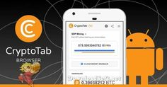 CryptoTab Browser est un navigateur moderne, léger et basé sur Chrome ☀️ Télécharger CryptoTab Browser Surfer et Gagner en Même Temps Make More Money, Extra Money, Windows 10, Wi Fi, Earn Btc, Navigateur Internet, Fast Browser, It Goes Like This, User Interface