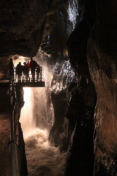 Truemmelbachfaelle Waterfall, Day, Places, Nature, Outdoor, Beauty, Outdoors, Waterfalls, Naturaleza