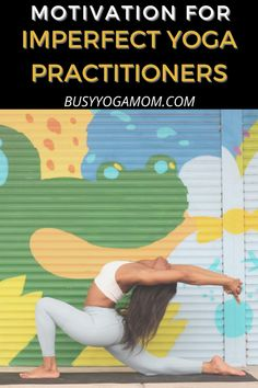 SPOILER ALERT!: Practicing yoga does not mean you or your life will be perfect. Read for some insights and motivation for those who may be struggling with their wellness practice. Yoga Mom, My Yoga, Meditation Practices, Yoga Meditation, Prenatal Yoga, Take Care Of Your Body, Yoga For Flexibility, Beginner Yoga, Yoga At Home
