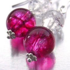 fuchsia and crystal