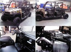 Cheap Used #Polaris Ranger crew #Work_Utility_ATV By Off Road Powersports In Tifton, GA, USA for Just $ 13999 At MountainATVs.Com